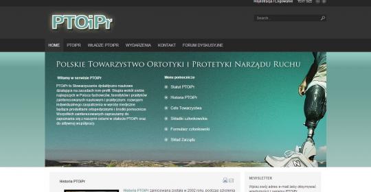 Polskie Towarzystwo Ortotyki i Protetyki Narządu Ruchu